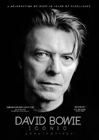Cover David Bowie - Iconic [DVD]